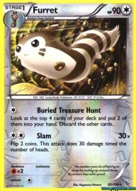 Furret (Flashfire: 82/106)