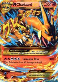 Charizard Y EX (Gold) (Flashfire: 107/106)