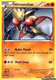 Hitmonchan (Furious Fists: 48/111)