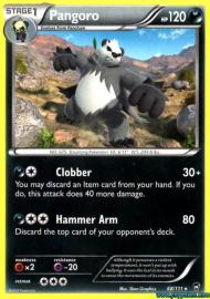 Golett (Furious Fists: 42/111)