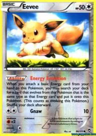 Eevee (Furious Fists: 80/111)