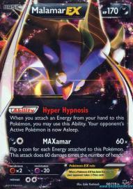 Malamar EX (Phantom Forces: 58/119)