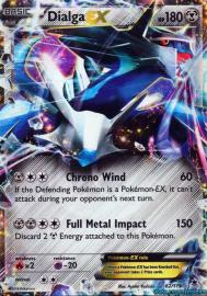 Dialga EX (Phantom Forces: 62/119)