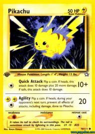 Pikachu (Neo Genesis: 70/111)