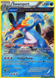Swampert (Ancient Trait) (Primal Clash: 36/164)