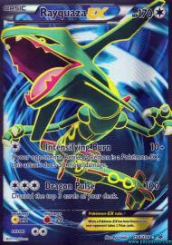 Rayquaza EX (Full Art) (Roaring Skies: 104/108)