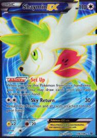 Shaymin EX (Full Art) (Roaring Skies: 106/108)