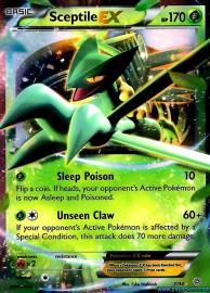 Sceptile EX (Ancient Origins: 7/98)