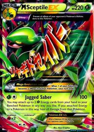 Sceptile EX (Ancient Origins: 8/98)