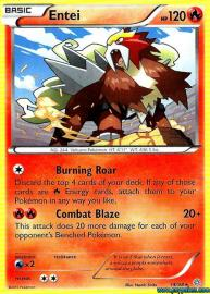 Entei (Ancient Origins: 14/98)