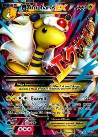 Ampharos EX (Full Art) (Ancient Origins: 88/98)