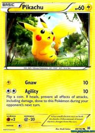 Pikachu (BREAKthrough: 48/162)