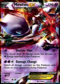 Mewtwo EX (BREAKthrough: 62/162)