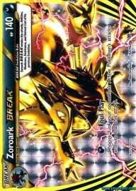 Zoroark BREAK (BREAKthrough: 92/162)