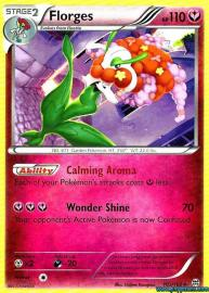 Florges (BREAKthrough: 103/162)
