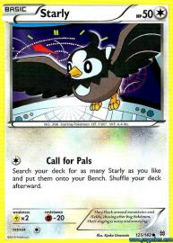 Starly (BREAKthrough: 125/162)