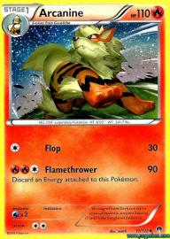 Arcanine (BREAKpoint: 11/122)