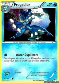 Frogadier (BREAKpoint: 39/122)