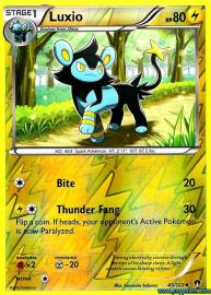 Luxio (BREAKpoint: 45/122)