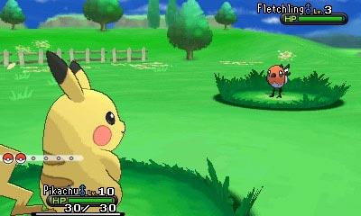 Pokemon X and Y :: Pokemon Amie