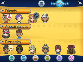 Pokemon X And Y Player Search System